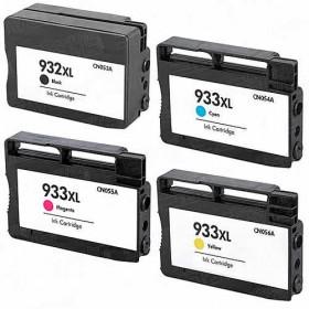 HP 932XL / HP 933XL Compatible Value Pack (Premium)