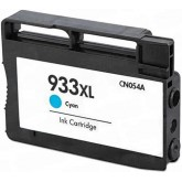 HP 933XL Cyan Compatible Ink Cartridge ( CN054AA )