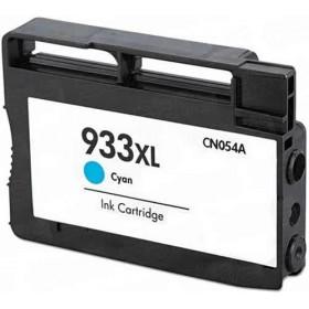 HP 933XL Cyan Compatible Ink Cartridge ( CN054AA )
