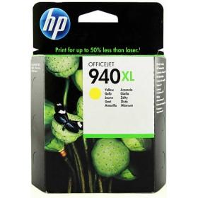 HP 940YXL High Yield Yellow Genuine Ink Cartridge