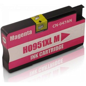 HP 951XL Magenta Compatible Ink Cartridge CN047AA