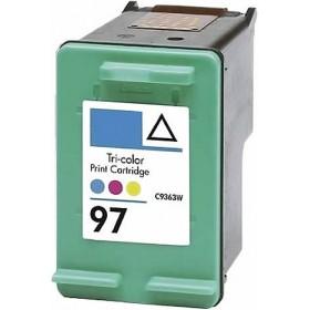 HP 97 Colour Compatible Ink Cartridge