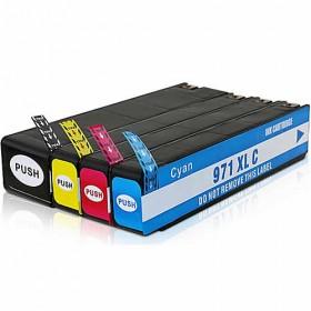 HP 970XL / 971XL Compatible Value Pack ( Premium )