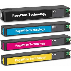 HP 975X Compatible Value Pack