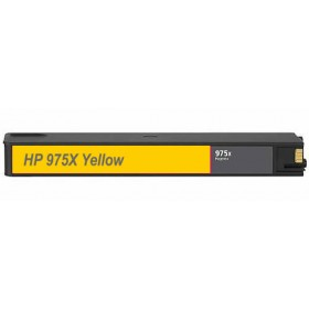 HP 975X Yellow Compatible Ink Cartridge ( L0S06AA )