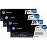 HP CC530A Genuine Value Pack ( HP304A )