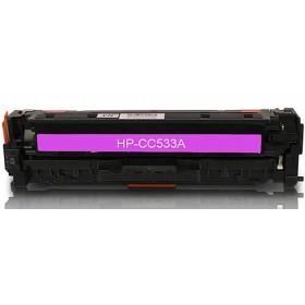 HP CC533A Magenta Compatible Toner Cartridge