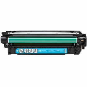 HP CE251A Cyan Compatible Toner Cartridge ( Premium )