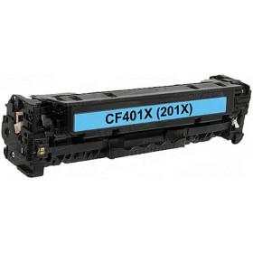 HP CF401X Cyan Compatible Toner Cartridge