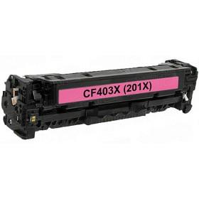 HP CF403X Magenta Compatible Toner Cartridge