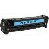HP CF411X Cyan Compatible Toner Cartridge