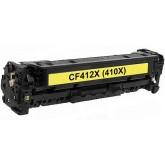 HP CF412X Yellow Compatible Toner Cartridge