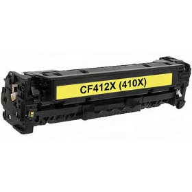 HP CF412X Yellow Compatible Toner Cartridge