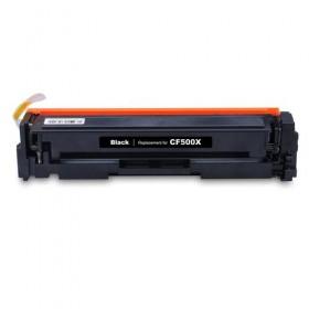 HP CF500X Black Compatible Toner Cartridge ( HP 202X )