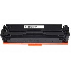 HP CF502X Yellow Compatible Toner Cartridge ( HP 202X )