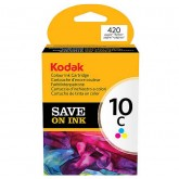 Kodak 10 Colour Genuine Ink Cartridge