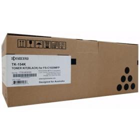 Kyocera TK 154K Black Toner Cartridge