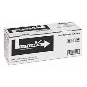 Kyocera TK 5154K Black Toner Cartridge