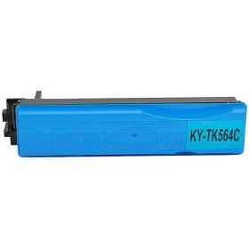 Kyocera TK-564 Cyan Compatible Toner Cartridge
