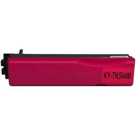 Kyocera TK-564 Magenta Compatible Toner Cartridge
