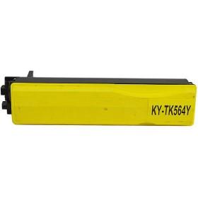 Kyocera TK-564 Yellow Compatible Toner Cartridge