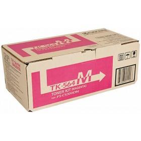 Kyocera TK 564M Magenta Toner Cartridge