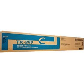 Kyocera TK899C Cyan Toner Cartridge