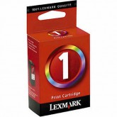 Lexmark 1 Colour Ink Cartridge