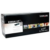 Lexmark E260A11P Genuine Toner Cartridge