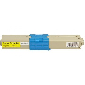 Oki 301 Yellow Compatible Toner Cartridge (44973545)