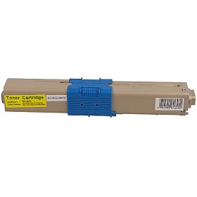 OKI 44469755 Yellow Compatible Toner Cartridge