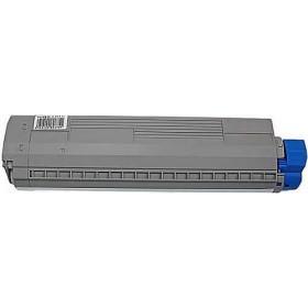 OKI 44844528 Black Compatible Toner Cartridge