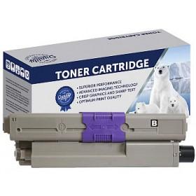 OKI 44973556 Black Compatible Toner Cartridge