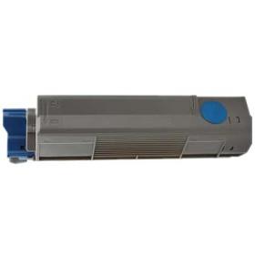OKI 46443107 Cyan Compatible Toner Cartridge