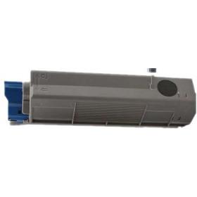 OKI  46443108 Black Compatible Toner Cartridge