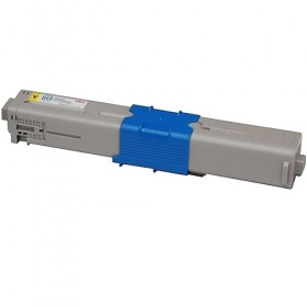 OKI C332 / MC363 Yellow Compatible Toner Cartridge
