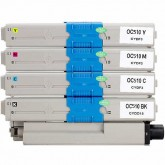OKI C510DN / C530DN / MC561DN Compatible Value Pack