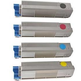 OKI C5650 / C5750 Compatible Value Pack