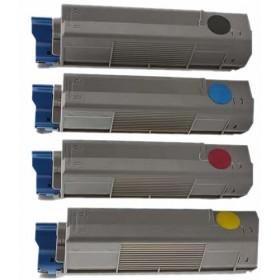 OKI C833 Compatible Value Pack