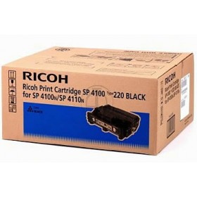 Ricoh 407009 Black Toner Cartridge
