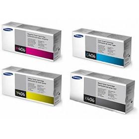Samsung CLT 406 Genuine Value Pack