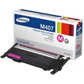 Samsung CLT M407S Magenta Genuine Toner Cartridge