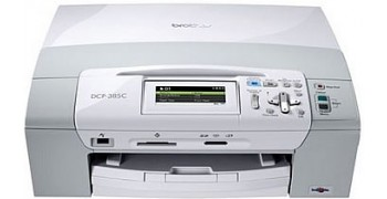 Brother DCP 385C Inkjet Printer