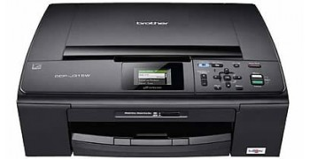 Brother DCP J315W Inkjet Printer