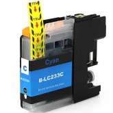 Brother LC 233C Cyan Compatible ink Cartridge