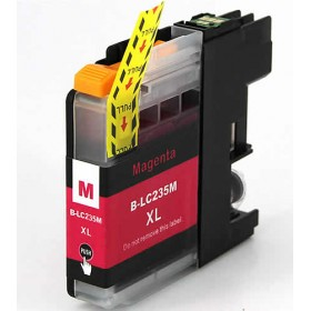 Brother LC235XL Magenta Compatible Ink Cartridge