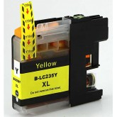 Brother LC235XL Yellow Compatible Ink Cartridge