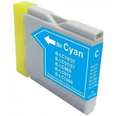Brother LC 57C Cyan Compatible Ink Cartridge