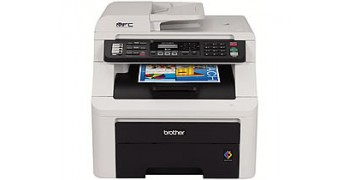 Brother MFC 9125CN Laser Printer