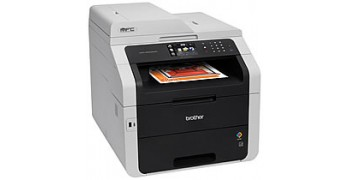 Brother MFC 9340CDW Laser Printer